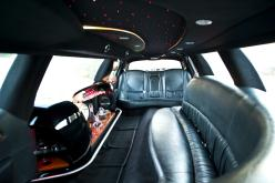 Town Car Limo Interior