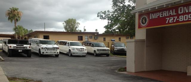 St Pete Limo Fleet