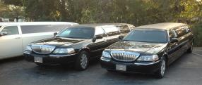 Stretch Limo fleet